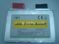 3.2V 100Ah LiFePO4 battery cell for solar system