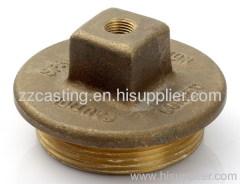 Bronze nut Bronze casting