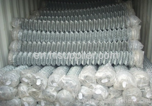 pvc chain link fences