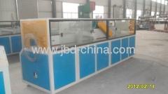 PVC window production line