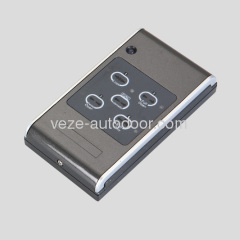 automatic sliding door function keypad