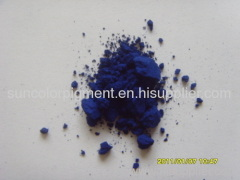 Pigment Blue 15:1 for Plastic fiber grade
