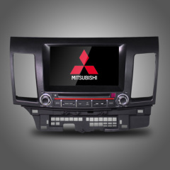 Mitsubishi Navigation DVD Compatible with DivX/DVDs