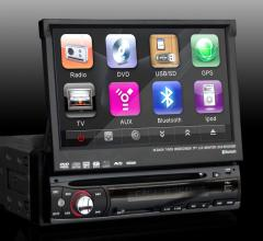 1 din car navigation DVD player