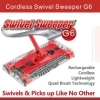 Cordless Swivel Sweeper G6
