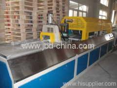 PE WPC decking extrusion line