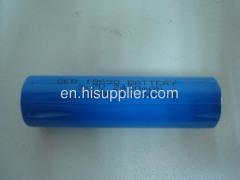 18650 Li-ion battery for laptop, flashlight