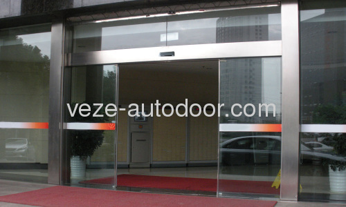 Automatic Sliding Glass Doors With Photocell From China Manufacturer