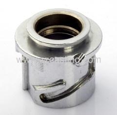 Chrome-plated brass forgings