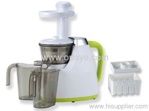 Slow Juicer Ou Juicer : Slow Juicer/Screw Juice Extractor manufacturer from China Zhongshan Opaye Industry Co.,Ltd.