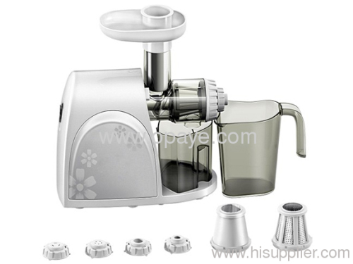 Best Slow Extraction Juicer : Juice Screw Extractor/Slow Juicers/Best Slow Juicer manufacturer from China Zhongshan Opaye ...