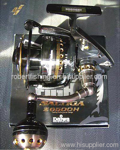 631d6a94f18 Daiwa Saltiga Z6500H Dog Fight Spinning Reel Saltiga Z6500H ...