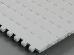 slat top straight running modular conveyor chains