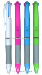 multifunction ball pen 3 colors