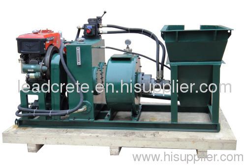 LDS1500D/G shotcrete pump