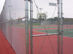 Chain- Link Fencing