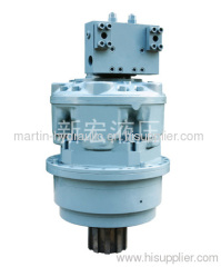 1735ml/r hydraulic drive with rated torque 4823N.m