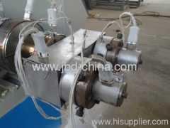 PVC conduit pipe production line