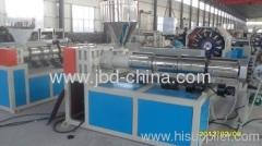 PVC flexible pipe production line