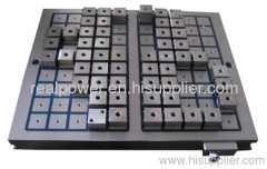 800*600 electro permanent magnetic workholding