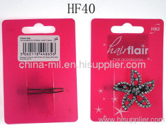 Fashion New Design Flower Hair Pin