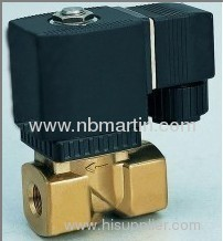 brass solenoid valve