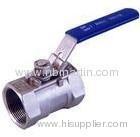 MBV001 Ball valve half bore stainless steel