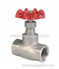 MNV001 Non return valve stainless steel