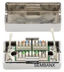 STP connection box
