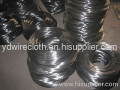 Wholesale Black Annealed Tie Wire