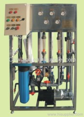 Ultra filtration water treatment system 1T/H