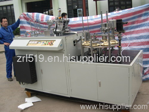 hollow packing forming machine