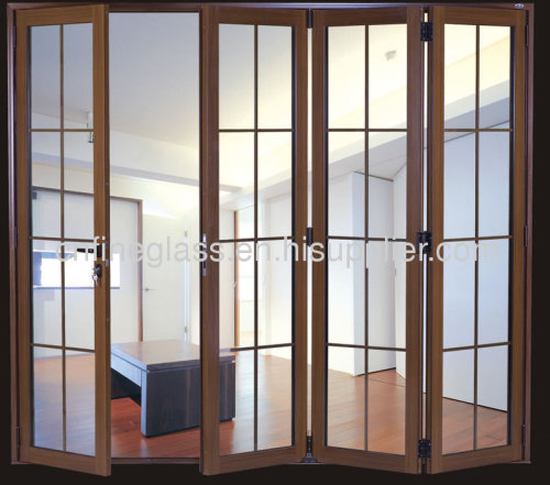 energy saving Insulated Low-E Glass