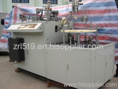 corrugated paper cup machine