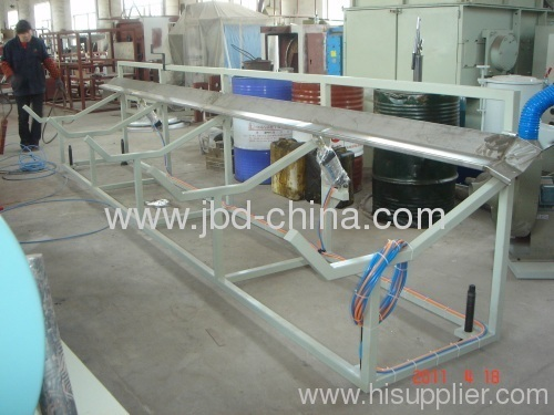 75-110mm PPR pipe production line