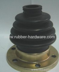 Rubber bellow part manufacturer