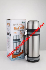 Stainless Vacuum Travel Pot