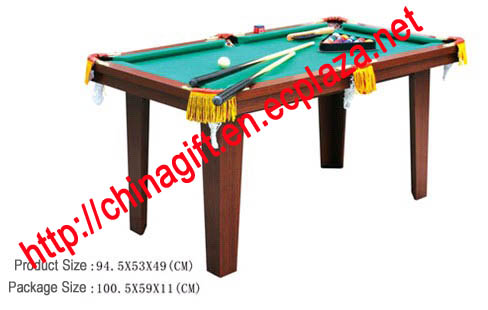 Mini Pool Billiard Sports Table - 4 legs 01