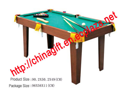 Mini Pool Billiard Sports Table - 4 legs 02