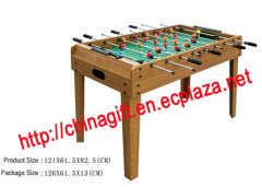Wooden Soccer Table - 4 legs 01