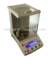 Calibration Electronic Balance