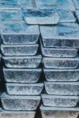 Vietnam high quality antimony ingot supplier grade 99.65% min