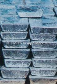 Vietnam high quality antimony ingot supplier grade 99.65% min