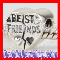 european BEST FRIENDS beads charms