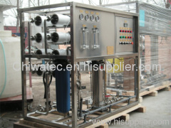 RO desalination machine 2.0TPH