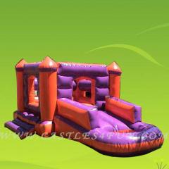 jumping slides
