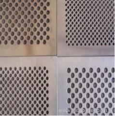 mesh perforated