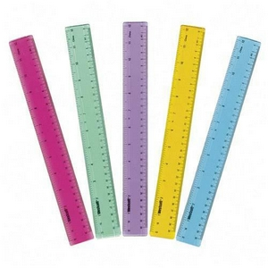 promotion plastic rulers