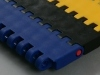 Plastic conveyor chain for transport car