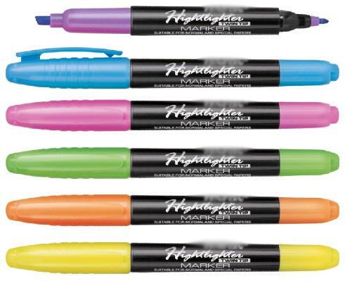 high lighter pens